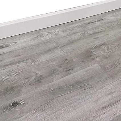 Turtle Bay Floors Waterproof Click Wpc Flooring Rustic Sawn Hardwood Look Floating Floor Choose From 2 Colors Sample Ellsworth