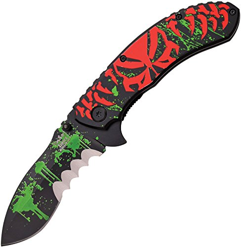 Master Cutlery DS-A013BRG-MC DS-A013BRG Dark Side Blades 4.7