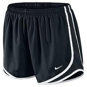 Nike Lady Tempo Running Shorts - Medium - Black