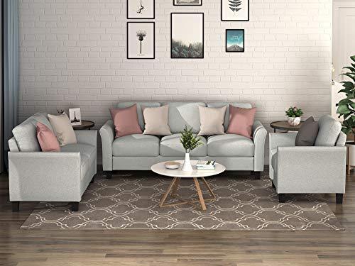 Harper&Bright Designs Sofa Set, ...