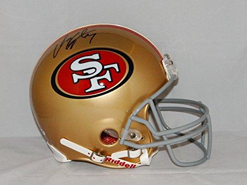 Colin Kaepernick Autographed 49ers Full Size ProLine Helmet- PSA/DNA Auth