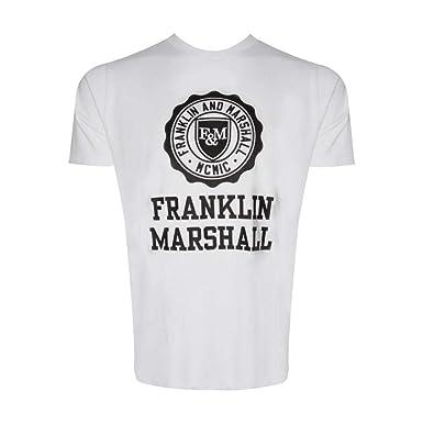 Corta Camiseta Franklinamp; HombreAmazon Marshall Para Manga XwOkTZuPi