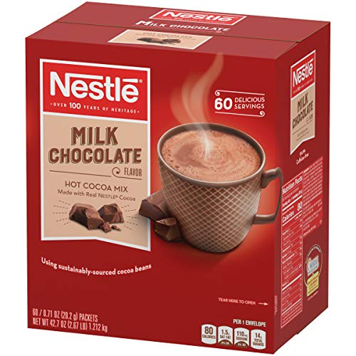 Nestle Hot Chocolate Mix, Hot Cocoa, Milk Chocolate for sale  Delivered anywhere in USA