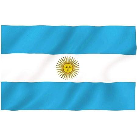 NO BRAND Bandera De Argentina Bandera De Reemplazo Argentina Polo ...