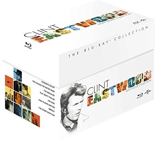Shop online Clint Eastwood - The Blu-ray Collection