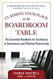 Claiming Your Place at the Boardroom Table: The