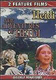Heidi Double Feature the New Adventures of Heidi