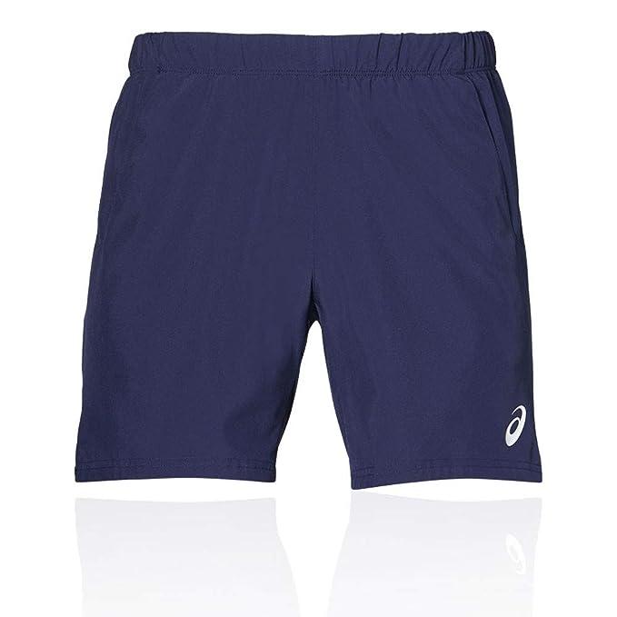 "Asics Club 7"" Tenis Pantalones Cortos ..."