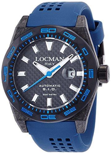 LOCMAN watch STEALTH 300M 0216V3-CBCBNKBS2B Men's