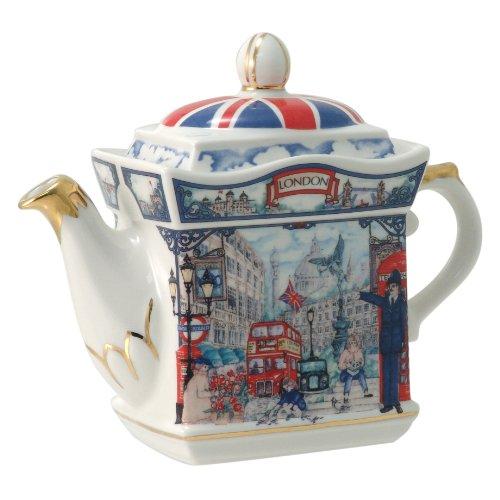 James Sadler Teapots - Piccadilly
