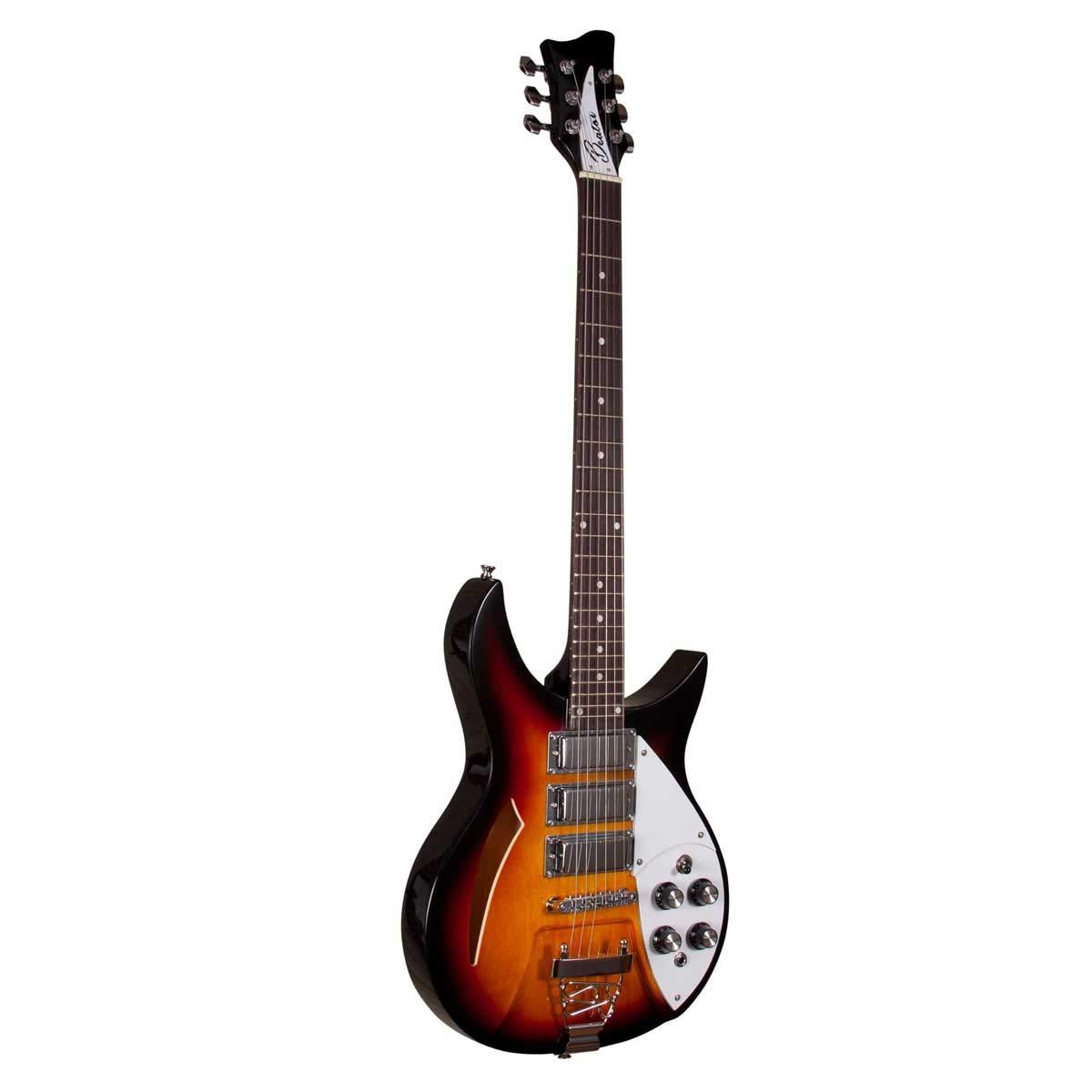 Beaton Richmond 46 – – Guitarra Semiacústica en un diseño clásico ...