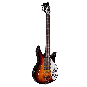 Beaton Richmond 46 - - Guitarra Semiacústica en un diseño clásico ...