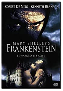 Mary Shelley's Frankenstein (Full Screen) (Bilingual)