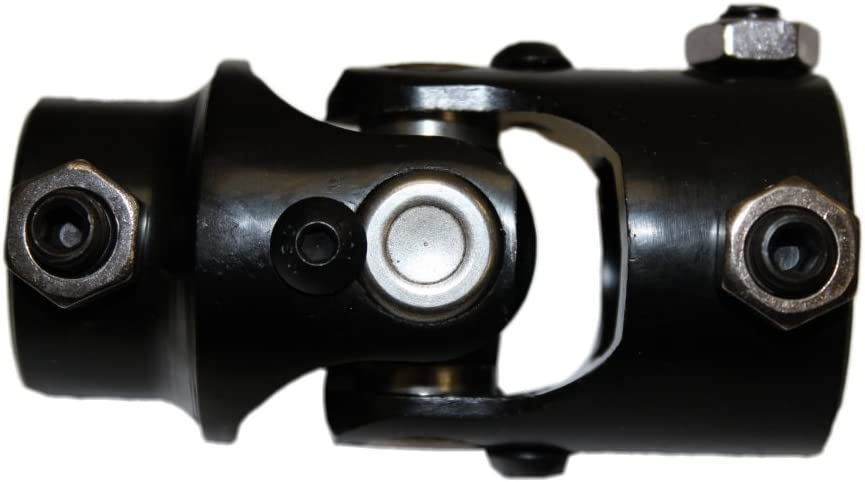 Universal Steering U Joint 3//4 DD to 3//4 DD Stainless Steel