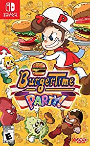 Burgertime Party - Nintendo Switch