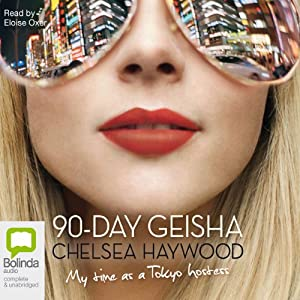 The 90-Day Geisha Audiobook