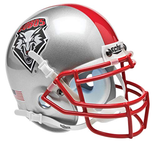 NCAA New Mexico Lobos Collectible Mini Helmet