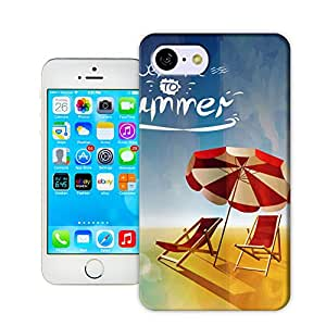 Xiu Fan Customized Beatiful Seaside Scenery Case for iphone 5c