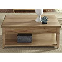 Liberty Furniture Harbor View Coffee Table in Sand