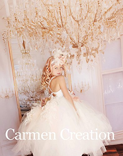 Dream Mini Bride Feather Dress. by Carmen Creation