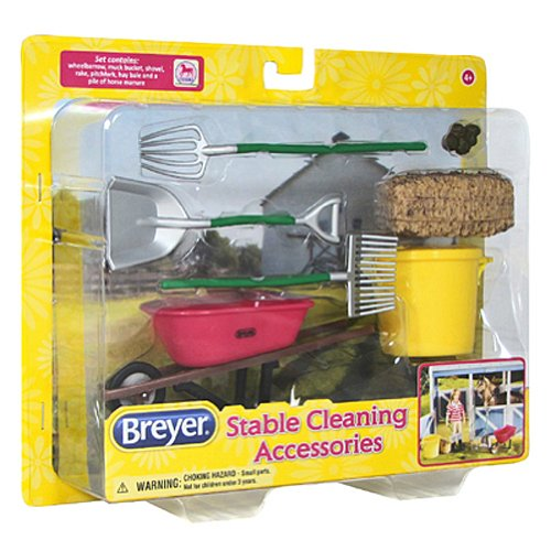 BREYER Classics Stable Cleaning Accessories ()