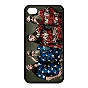 Customize Duck Dynasty Back Case for Apple iphone 4,4S JN4S-1577