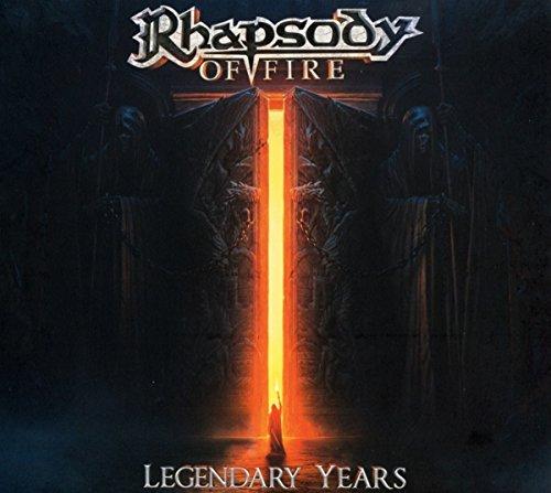 CD : Rhapsody of Fire - Legendary Years (CD)