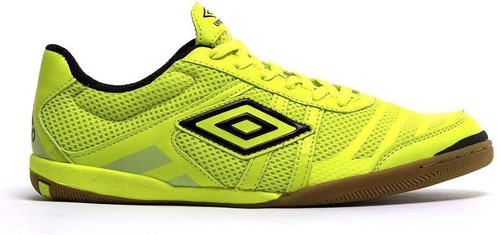 Umbro Futsal Tunder IC 41 EU Volt-Navy Talla 8 US Zapatilla de f/útbol Sala