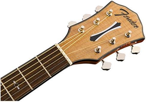 Fender FA-345CE - Guitarra acústica con función de guitarra ...