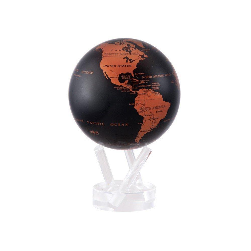 4.5 Copper and Black Earth MOVA Globe MG-45-CBE