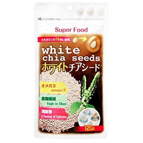Kowa Limited Blanca Chia 120 g de semillas [bolsa X3]: Amazon.es: Alimentación y bebidas