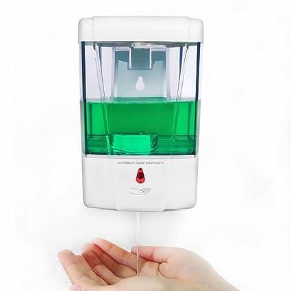 owikar automático dispensador de jabón, dispensador de jabón para pared ducha dispensador de jabón líquido