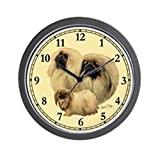 Cheap CafePress – Pekingese Wall Clock – Unique Decorative 10″ Wall Clock