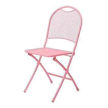 Moderno Minimalista Mood Plegable Mesa y sillas de Hierro Forjado ...