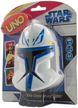 Hasbro SAT105 UNO Clone Wars - Juego de Mesa [Importado de ...