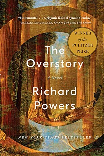 Product picture for The Overstory: A Novel by Richard Powers