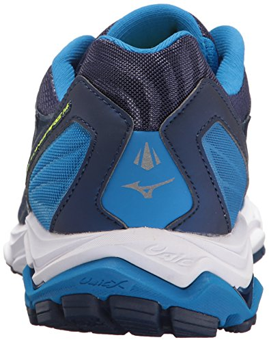 Wave Mizuno Running Inspire Mens Depths Shoes Directoire Blue Blue Men 14 qAZ65
