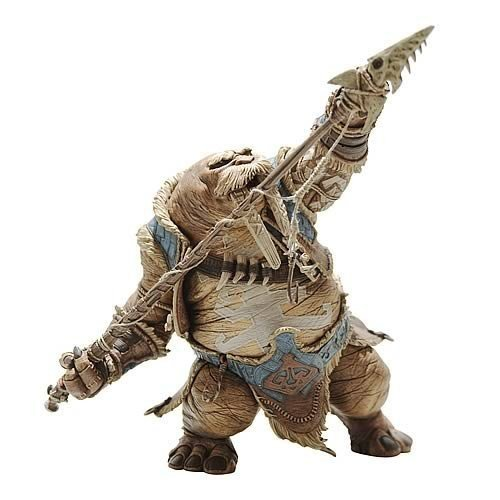 World of Warcraft Premium Series 1: Tuskaar: Tavru Akua Action Figure