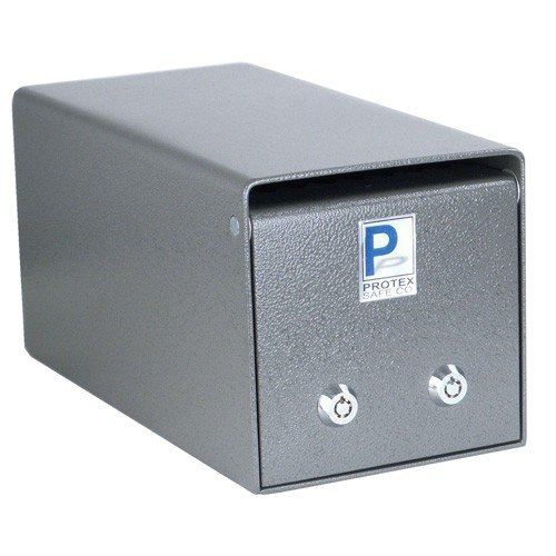 Protex SDB-104 Under-The-Counter Deposit Safe by Protex