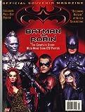 Batman & Robin Official Souvenir Magazine