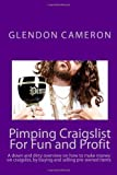Pimping Craigslist For Fun and Profit: A down and dirty overview on how to make money on craigslist, by buying and selling pre-owned items
