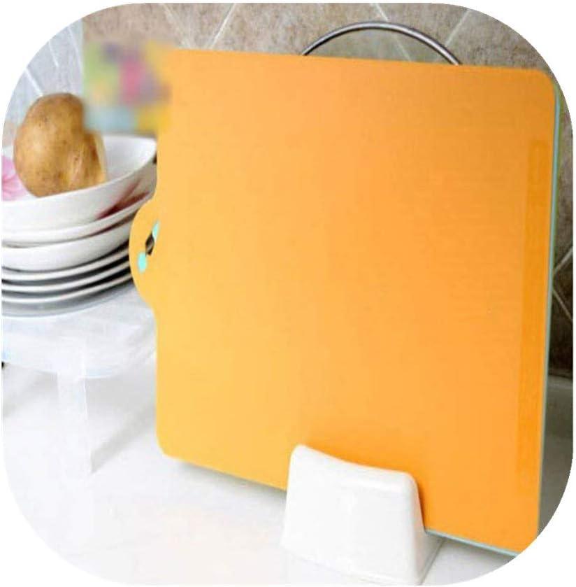 Orange Kitchen Craft Planche /à d/écouper souple Code couleur de Kitchen Craft