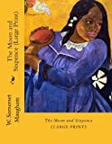 The Moon and Sixpence (Large Print), W. Somerset Maugham, 149038667X