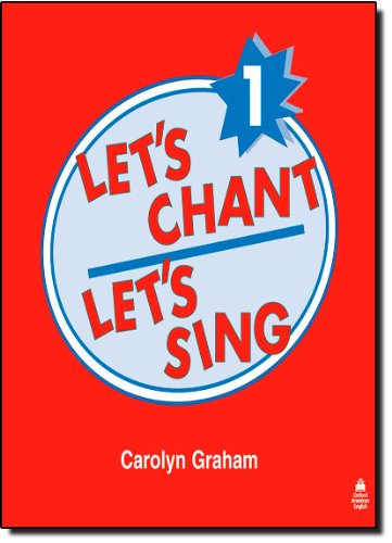 Let's Chant, Let's Sing CD 1