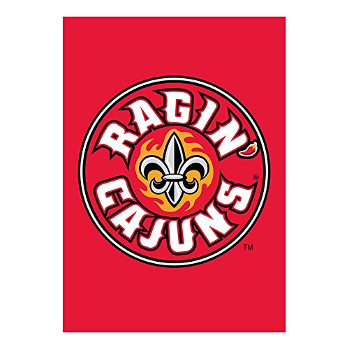 - Louisiana – Lafayette Applique Flag (Garden)