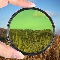 Neewer 52mm Filtro de Lente Verde para Nikon D3300 D3200 D3100 ...