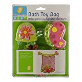 Bath Toy Bag ~ Garden