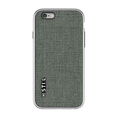 iPhone 6s Case / iPhone 6 Case, Fashion Case STIL [Gentleman] [Pavis Series] (4.7 Inch) Slim Case Grey / Dual-Layer / Hard Case / [2015 F/W Collection]