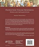 Production Volume Rendering: Design and