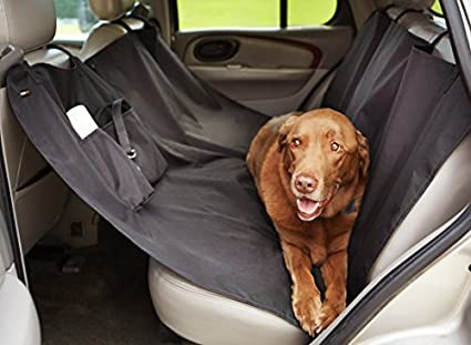 Medium image of amazonbasics waterproof hammock seat cover for pets